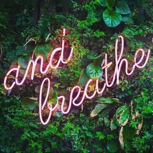 Just a moment of Chill...Breathe🧘🏾♀️🌿